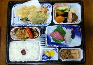 松乃寿司の弁当「松」